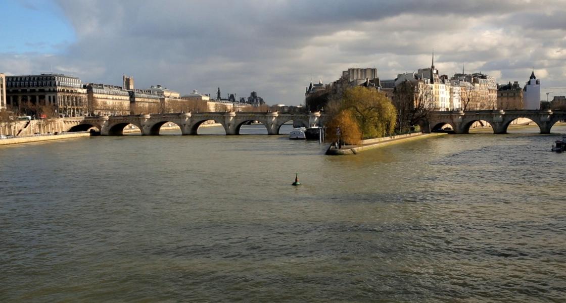 Tous en Seine, un fleuve au cœur de Paris