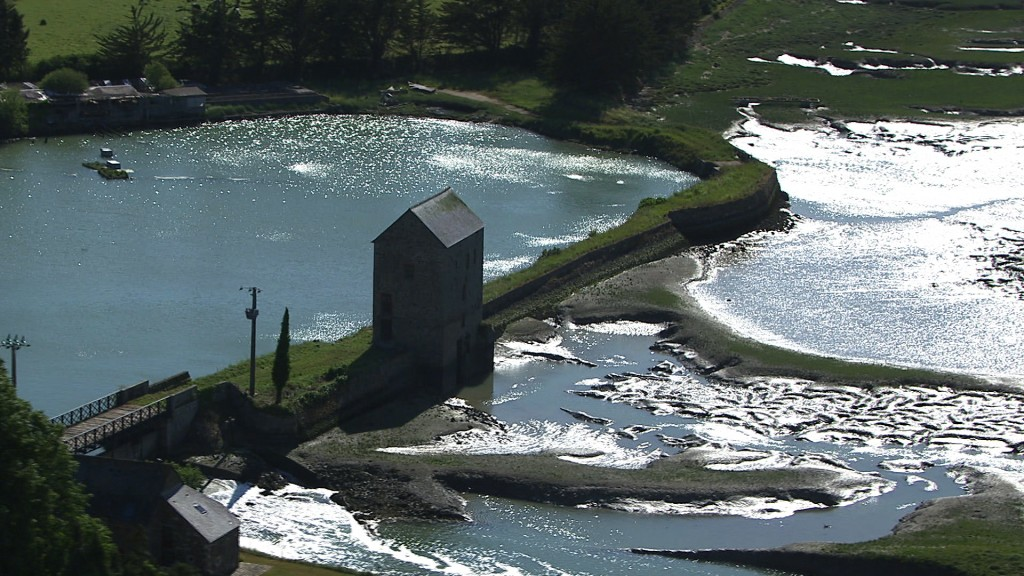 1. Vallée de la Rance - Le Moulin du Beauchet